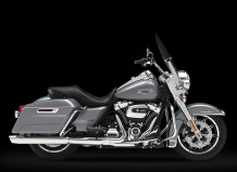 MY17 Key Feature. Touring Road King FLHR