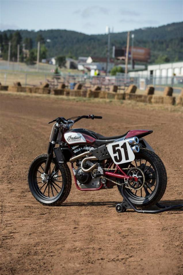 Indian Scout FTR750 Left (Large)