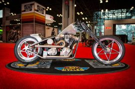 Images copyright and courtesy of the Progressive® International Motorcycle Shows®. Photographs by Manny Pandya