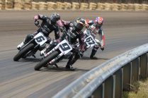 May 28, 2017 - American Flat Track Twins at Illinois State Fair Grounds in Springfield, IL..