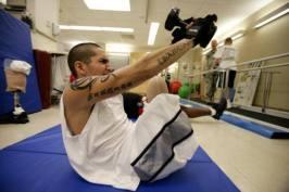 Josh workout