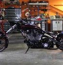 "Orange County Choppers ""Texas Strong"" Bike to be Auctioned to Benefit Harvey Victims – Oct. 12 in Houston"
