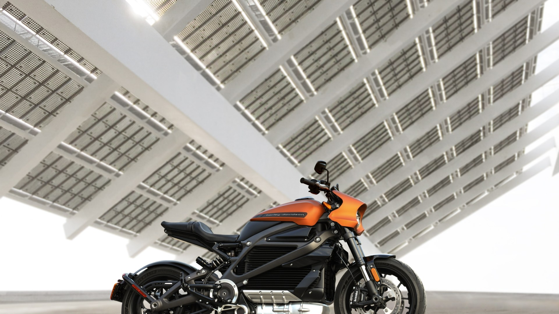 HARLEY-DAVIDSON ELECTRIFIES THE FUTURE OF TWO-WHEELS WITH DEBUT OF