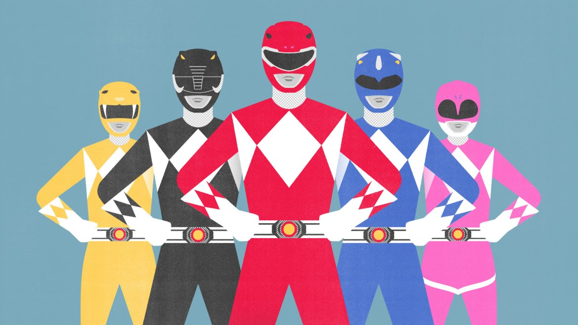 Exclusive: Animated 'Power Rangers' Series in the Works