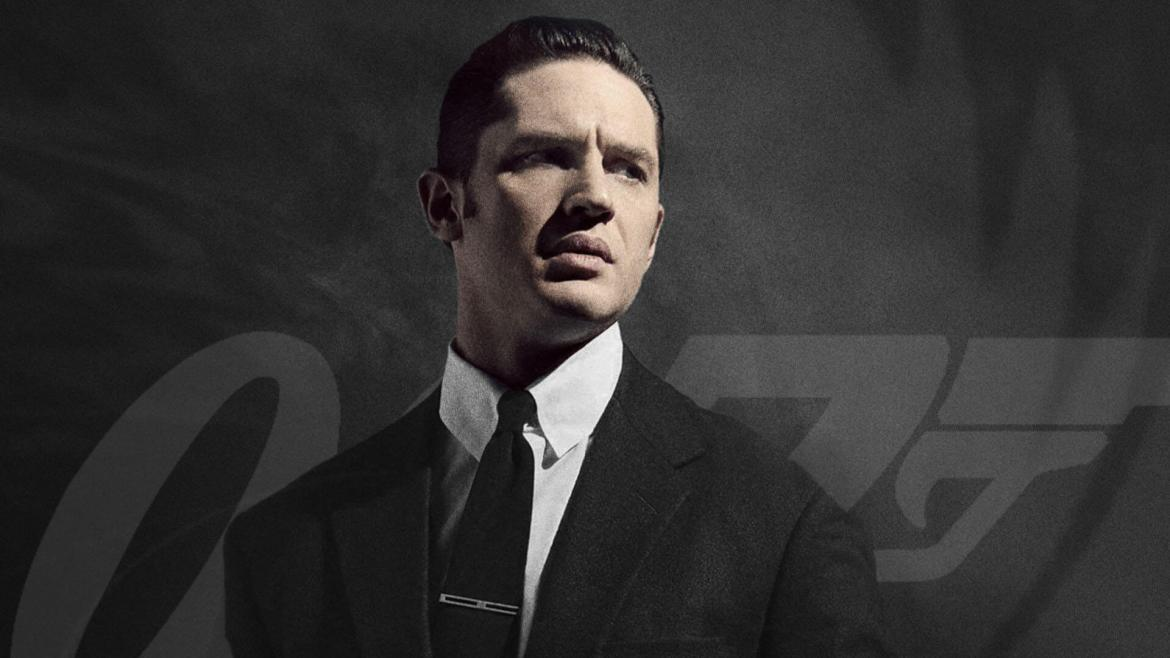 Tom Hardy Cast As 007th James Bond
