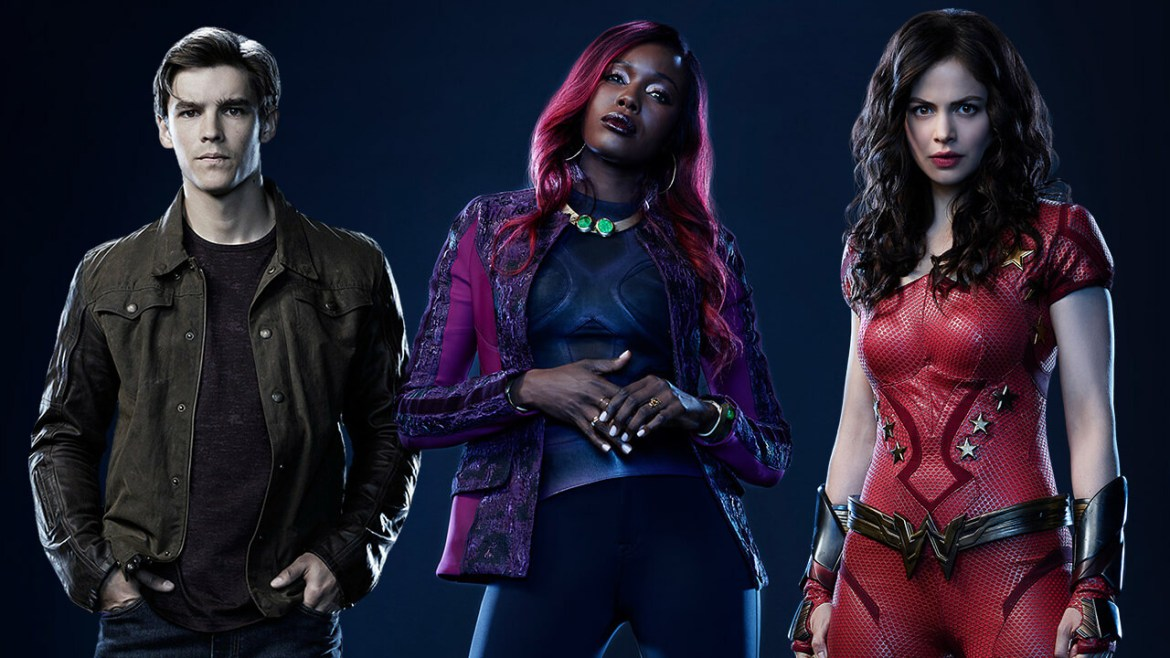 'Titans' Season 3 Details Reveal New Suit Upgrades And Minor Story Info
