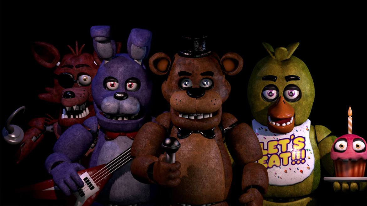 'Five Nights at Freddy's' Film Set To Begin Production in Spring 2021