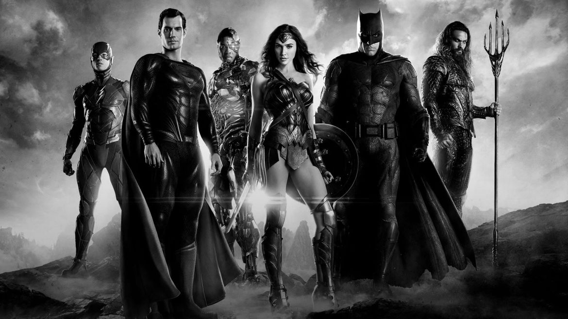'Zack Snyder's Justice League' Set For Worldwide Release