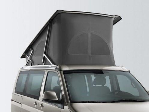 VW California Roof