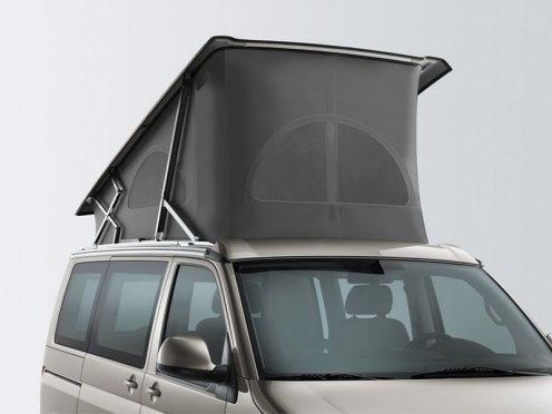 VW California Roof