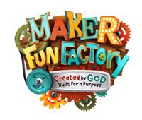 Maker Fun Factory VBS logo 5-2017
