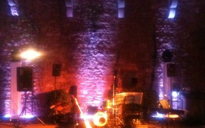 A super wedding gig in Tuscany