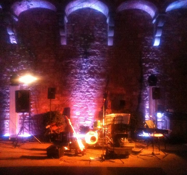 A super wedding gig in Tuscany