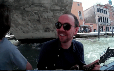 The Waistcoats VLOG Ep. 05 – Life is better on a boat in Venice