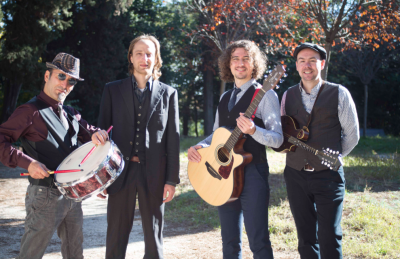 wedding-musicians-italy-rome-tuscany-umbria-abruzzo-wedding-band-park-sun