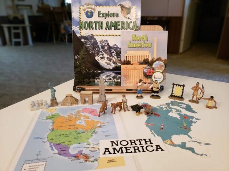 Continent Boxes North America
