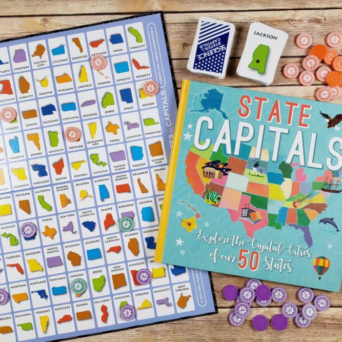 A BOOK + A GAME A DAY