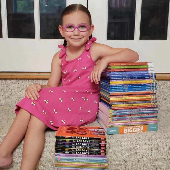 First Grade Independent Books