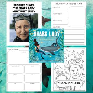 Eugenie Clark Shark Week