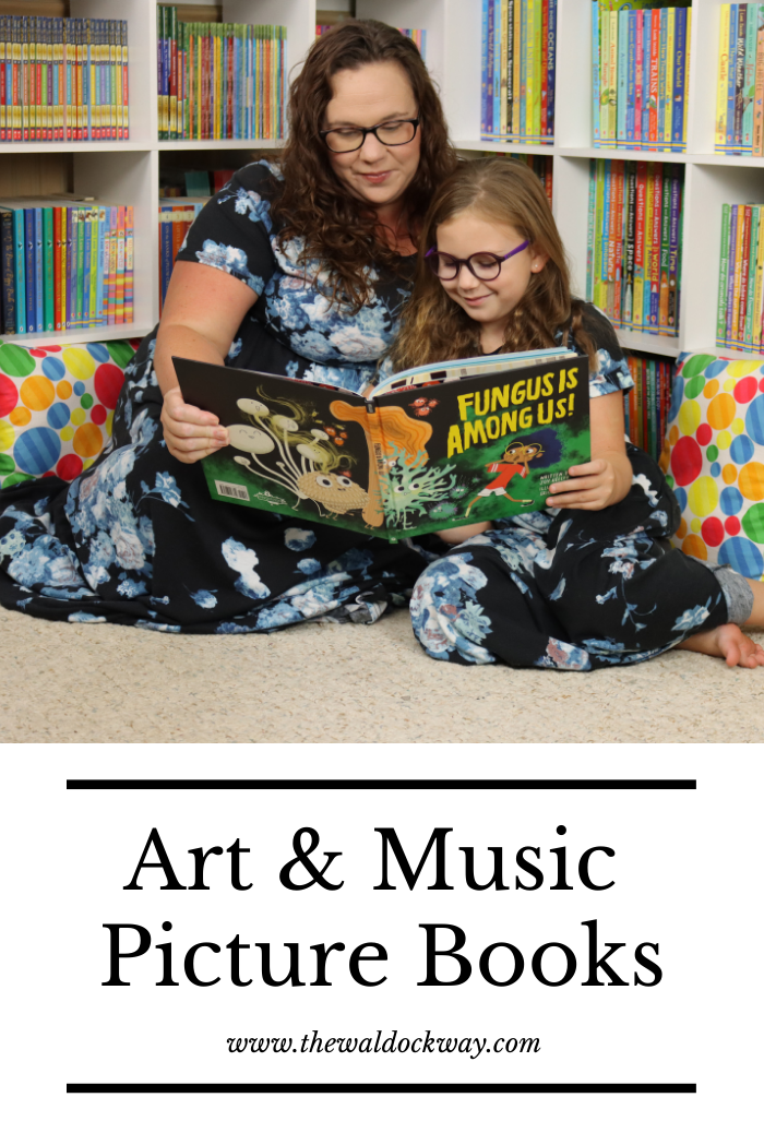 Add these beautiful math picture books to your homeschool library and make lasting memories while reading and learning together.