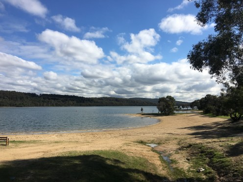 Discovering a local park – Lysterfield Park