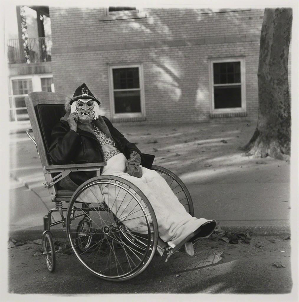 Diane Arbus Fotografia Contro Le Discriminazioni The