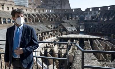 Franceschini riapre musei cinema e teatri