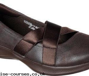 Skecher's Women's Go Step Lite Lovely Comfort Casual Shoe