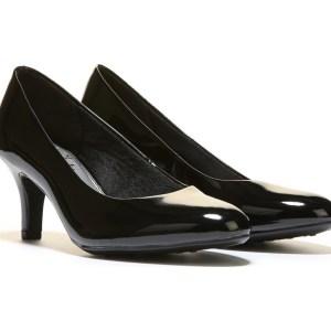 life stride parigi glory black heels