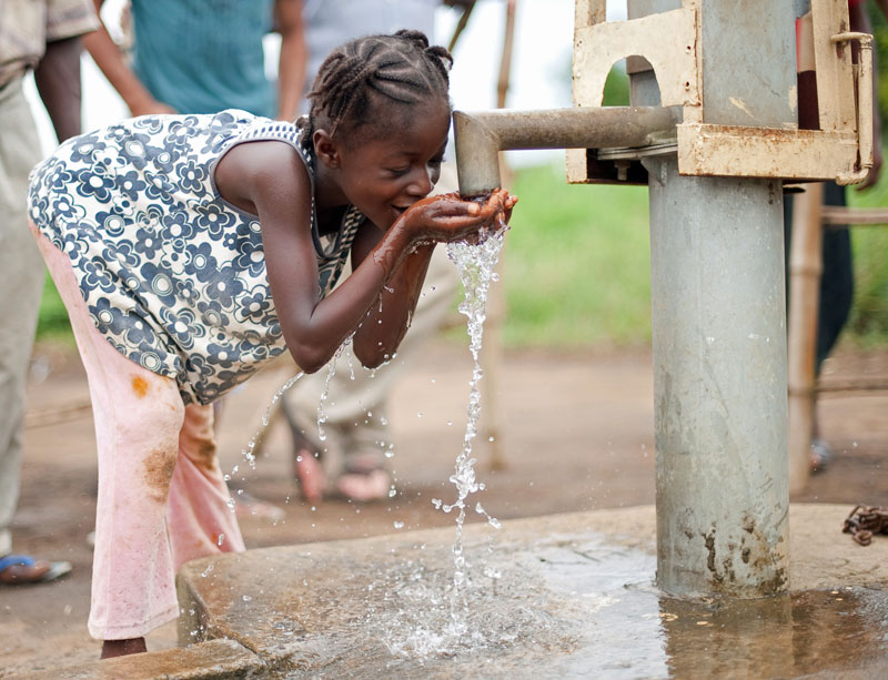 Lifewater Canada: A local charity with a global vision