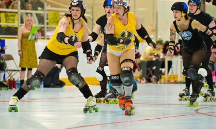Thunder Bay Roller Derby presents Mamma Said Knock You Out