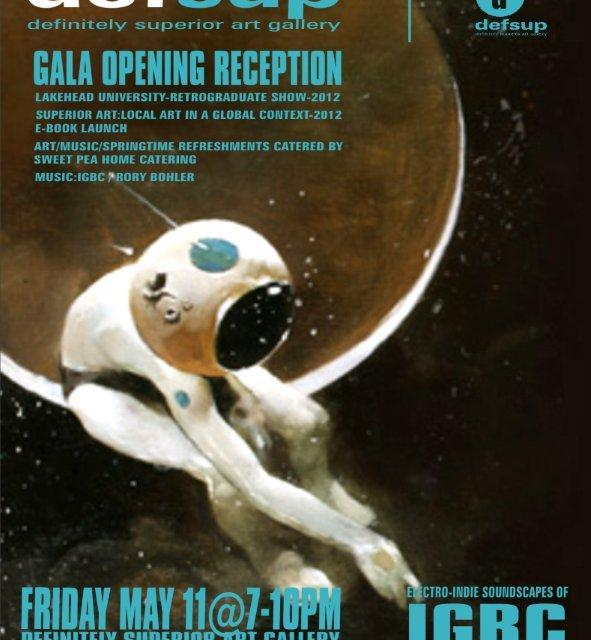 Definitely Superior Art Gallery's Gala Opening Reception