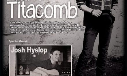 Liam Titcomb @ Crock's