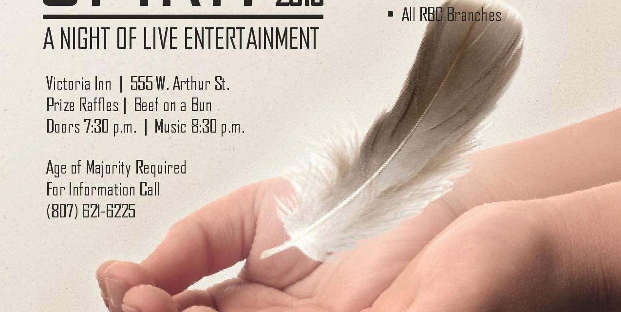 Raising the Spirit: A Night of Live Entertainment