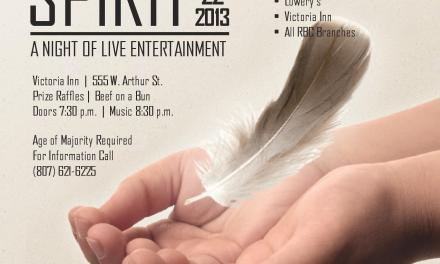 Raising the Spirit: A Night of Live Entertainment