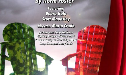 Magnus Theatre Preview: Norm Foster's Storm Warning