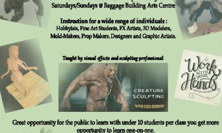 Character and Creature Maquette/Design Sculpting Course