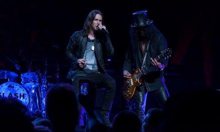 Slash Concert Photos