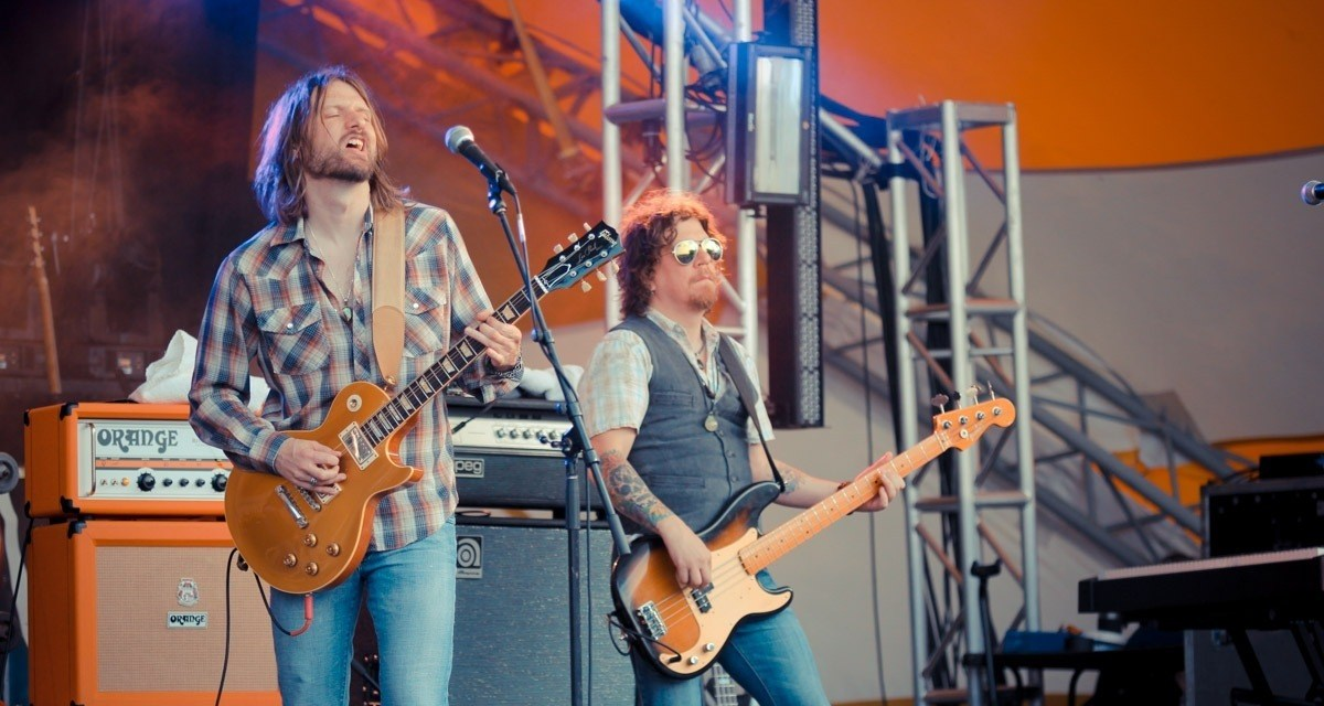 Blues Festival: Day One