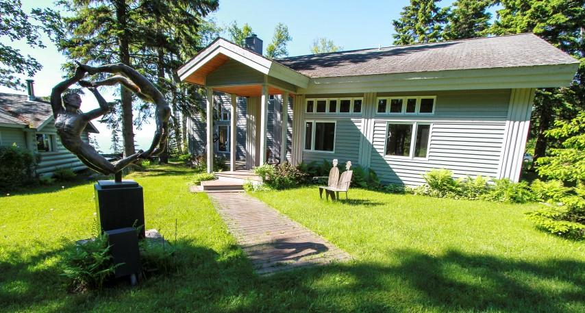 Tour d'Art: the Home Collection, an Art and Home Tour Fundraiser for the Grand Marais Art Colony