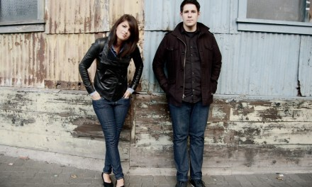 Vancouver-based Duo Dear Rouge at Crocks, November 15