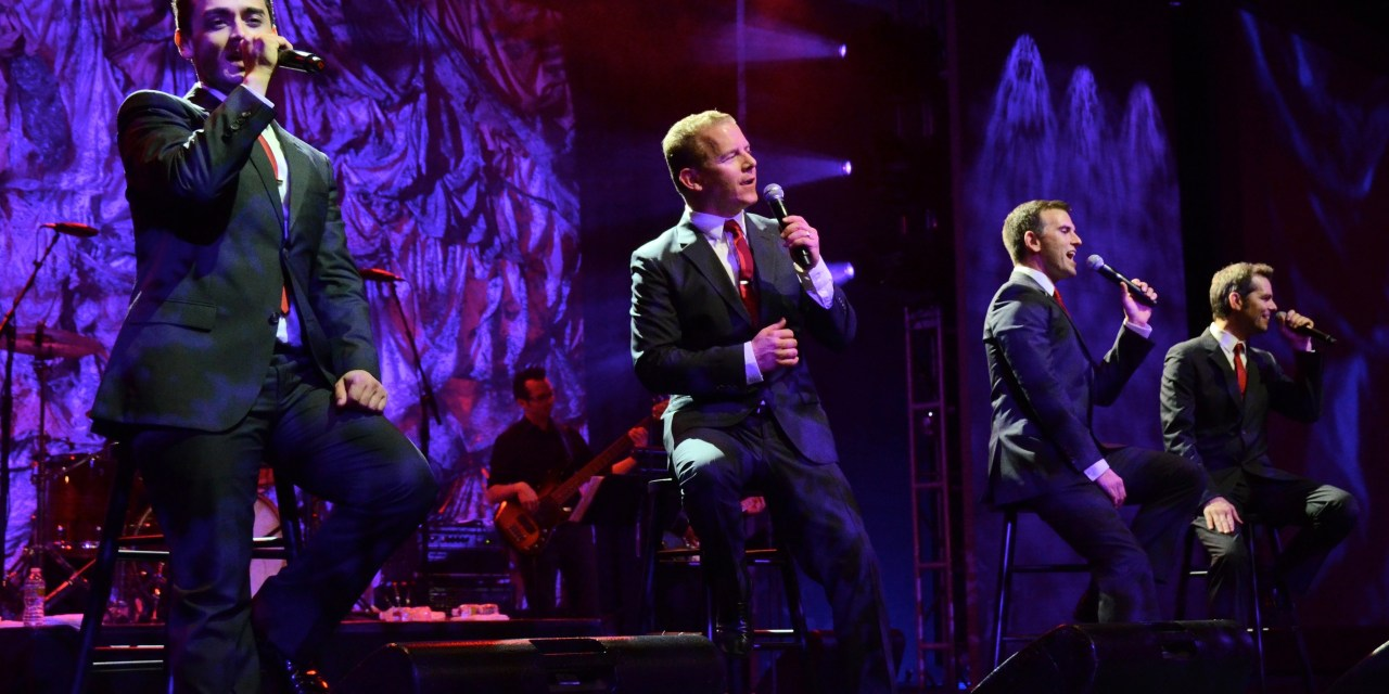 Oh, What A Night! The Midtown Men Captivate