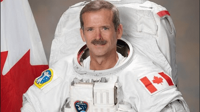 Q&A with Chris Hadfield