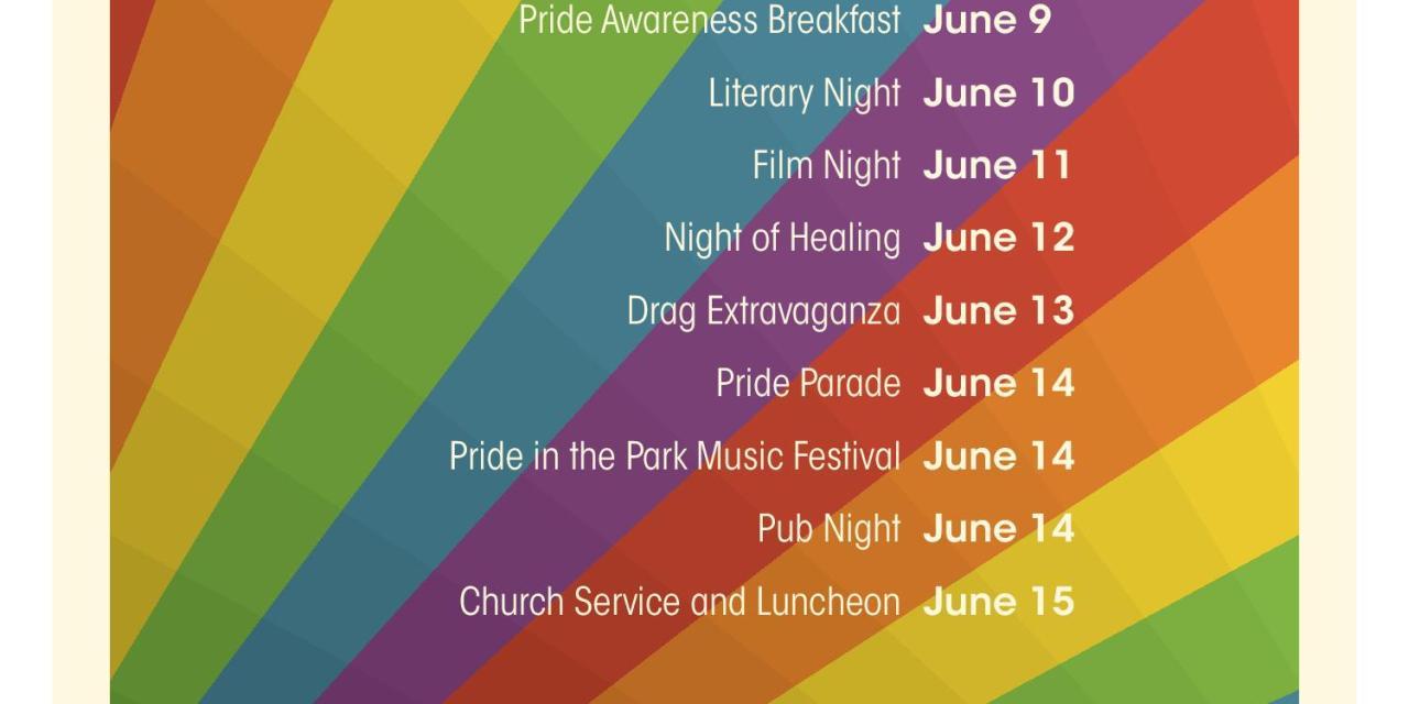 Thunder Pride Week