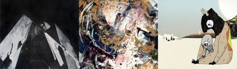Art by Carly Waito, Dagmara Genda, and Julia Pott