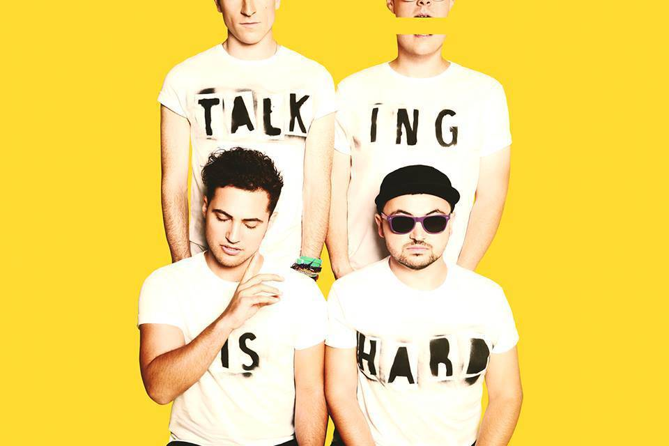 Walk The Moon: Talking is Hard