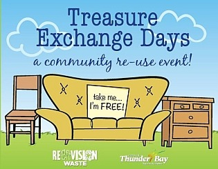 Treasure Exchange Days Return June 13 & 14