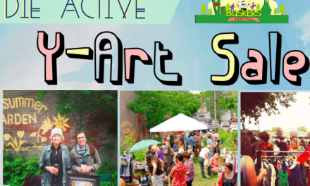 Coming July 25: Die Active Y-Art Sale