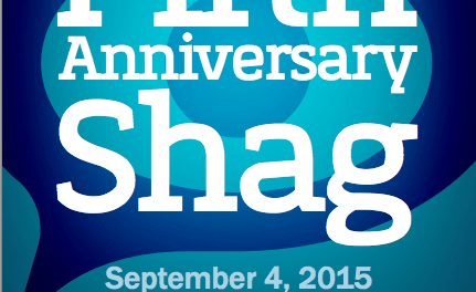 The Walleye Fifth Anniversary Shag