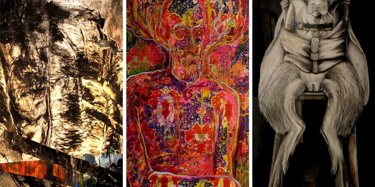 Visual Art that Stimulates the Senses: Sensibilia – Regional Juried Exhibition & Quentin Maki – Kurrents at DefSup